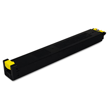 Sharp® MX27NTYA Toner, 15000 Page-Yield, Yellow