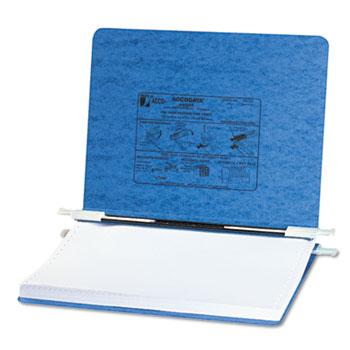 """PRESSTEX Covers w/Storage Hooks, 6"""" Cap, 11 3/4 x 8 1/2, Light Blue"""