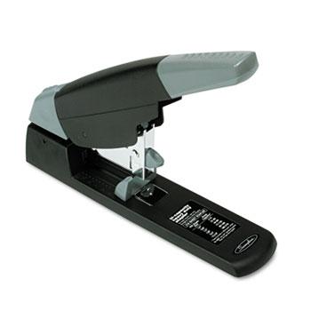 Swingline® High-Capacity Heavy-Duty Stapler, 210-Sheet Capacity, Black/Gray