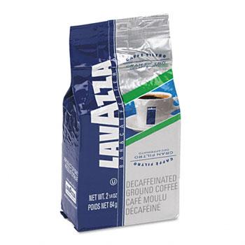 Pre-Measured Coffee Pack, Gran Filtro Decaf, 2.25 oz. Bag, 30/CT