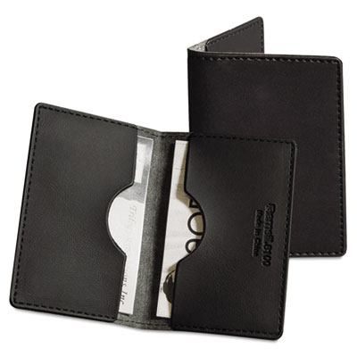 Vinyl pocket business card holders best business cards samsill vinyl business credit card wallet select office products colourmoves
