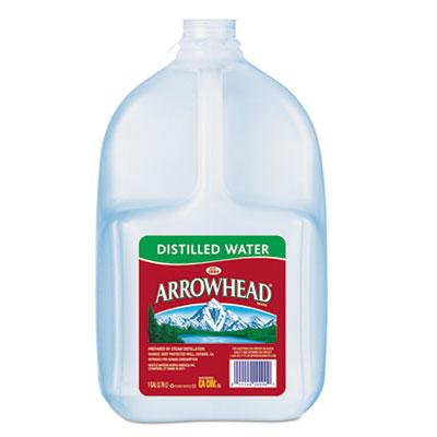 Distilled Water, 1gal, 6/Carton - NLE100585-ESA