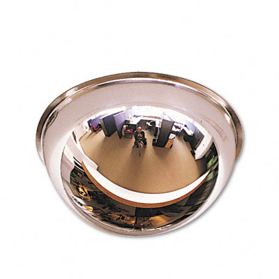 Full Dome Convex Security Mirror, 18