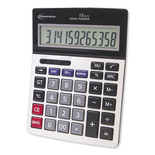 IVR 15968 Innovera 12-Digit Profit Analyzer Calculator