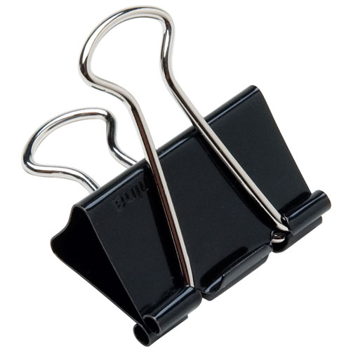 7510002236807 Binder Clip Tempered Steel Wire 1 2