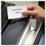 "VELCRO® Brand Adhesive-Backed Dots, Permanent, 3/8"" diameter, 80/Pack Thumbnail 2"