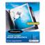 Wilson Jones® Heavy Weight Sheet Protector, Non-Glare Finish, Clear, 50/Box Thumbnail 1