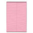 TOPS™ Prism Steno Books, Gregg, 6 x 9, Pink, 80 Sheets, 4 Pads/Pack Thumbnail 1