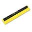"Rubbermaid® Commercial Mop Head Refill for Steel Roller Mop, Sponge, 12"" Wide, Yellow Thumbnail 1"