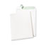 Quality Park™ Tech-No-Tear Catalog Envelope, Poly Lining, Side Seam, 10 x 13, White, 100/Box Thumbnail 1