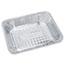 Handi-Foil of America® Aluminum Oblong Container, 1 Pound, 5-9/16 x 4-9/16 x 1-5/8 Thumbnail 2