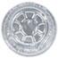 Handi-Foil of America® Round Aluminum Container, 22 oz, 7 in, 500/Case Thumbnail 2