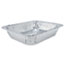 Handi-Foil of America® Aluminum Oblong Container, 1 Pound, 5-9/16 x 4-9/16 x 1-5/8 Thumbnail 4