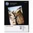 HP Advanced Photo Paper, 56 lbs., Glossy, 8-1/2 x 11, 50 Sheets/Pack Thumbnail 1