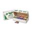 Crayola® Regular Size, 8 Colors, Crayon Classpack, 800/BX Thumbnail 1