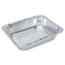 Boardwalk® Full Size Aluminum Steam Table Pan, Deep, 50/Carton Thumbnail 1