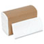 "Boardwalk® Dinner Napkin, 17"" x 17"", White, 3000/Carton Thumbnail 2"