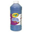Crayola® Artista II Washable Tempera Paint, 32 oz., Blue Thumbnail 1