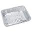 Boardwalk® Full Size Aluminum Steam Table Pan, Deep, 50/Carton Thumbnail 4