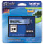 Brother P-Touch® TZe Standard Adhesive Laminated Labeling Tape, 3/4w, Black on Clear Thumbnail 2
