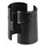 Alera® Wire Shelving Shelf Lock Clips, Plastic, Black, 4 Clips/Pack Thumbnail 1
