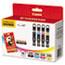 Canon® 4546B007AA (CLI-226) ChromaLife100+ Ink/Paper Combo, Black/Cyan/Magenta/Yellow Thumbnail 3