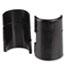 Alera® Wire Shelving Shelf Lock Clips, Plastic, Black, 4 Clips/Pack Thumbnail 2