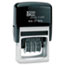 COSCO 2000PLUS® Economy Dater, Self-Inking, Black Thumbnail 1