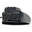 Fellowes® Ergonomic Split-Design Keyboard w/Antimicrobial Protection, 105 Keys, Black Thumbnail 5