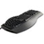 Fellowes® Ergonomic Split-Design Keyboard w/Antimicrobial Protection, 105 Keys, Black Thumbnail 6