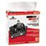 Georgia Pacific® Professional Medium-Duty Premium Wipes, 9-1/4 x 16-3/8, White, 90 Wipes/Box, 10 Boxes/CT Thumbnail 1