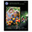 HP Everyday Photo Paper, Glossy, 8-1/2 x 11, 50 Sheets/Pack Thumbnail 1