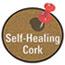 3M™ Cork Bulletin Board, 72 x 48, Aluminum Frame w/Light Cherry Wood Grained Finish Thumbnail 3