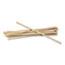 "Royal Paper Wood Coffee Stirrers, 5 1/2"" Long, Woodgrain, 1000 Stirrers/Box Thumbnail 1"