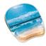 Fellowes® Gel Mouse Pad w/Wrist Rest, Photo, 7 7/8 x 9 1/4, Sandy Beach Thumbnail 1