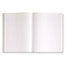 TOPS™ Composition Book w/Hard Cover, Legal/Wide, 9 3/4 x 7 1/2, White, 100 Sheets Thumbnail 2