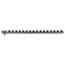 Tripp Lite Power Strip, 16 Outlets, 1 1/2 x 48 x 1/2, 15 ft Cord, Silver Thumbnail 1