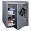 Sentry® Safe Electronic Fire Safe, 1.23 ft3, 16-3/8w x 19-3/8d x 17-7/8h, Gunmetal Gray Thumbnail 2
