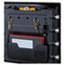 Sentry® Safe Electronic Fire Safe, 1.23 ft3, 16-3/8w x 19-3/8d x 17-7/8h, Gunmetal Gray Thumbnail 3