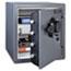 Sentry® Safe Electronic Fire Safe, 1.23 ft3, 16-3/8w x 19-3/8d x 17-7/8h, Gunmetal Gray Thumbnail 1
