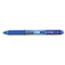 Pentel® EnerGel-X Retractable Roller Gel Pen, .5mm, Blue Barrel/Ink, Dozen Thumbnail 1
