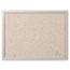 MasterVision® Designer Fabric Bulletin Board, 24X18, Gray Fabric/Gray Frame Thumbnail 1