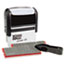COSCO 2000PLUS® Create-A-Stamp One-Color Address Kit, Custom Message, Black Thumbnail 2