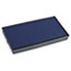 COSCO 2000PLUS® Replacement Ink Pad for 2000 PLUS 1SI60P, Blue Thumbnail 1