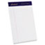 Ampad™ Gold Fibre Ruled Pads, Jr. Legal Rule, 5 x 8, White, 4 50-Sheet Pads/Pack Thumbnail 2