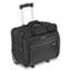 Targus® Rolling Laptop Case, 1200D Polyester, 16-1/2 x 7-1/2 x 14, Black Thumbnail 1