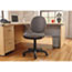 Alera® Alera Interval Series Swivel/Tilt Fabric Task Chair, Supports up to 275lbs, Graphite Gray Seat/Graphite Gray Back, Black Base Thumbnail 5