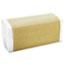 "General Supply C-Fold Towels, 10.13"" x 11"", White, 200/Pack, 12 Packs/Carton Thumbnail 2"