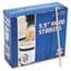 "Royal Paper Wood Coffee Stirrers, 5 1/2"" Long, Woodgrain, 1000 Stirrers/Box Thumbnail 5"