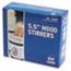"Royal Paper Wood Coffee Stirrers, 5 1/2"" Long, Woodgrain, 1000 Stirrers/Box Thumbnail 9"